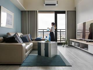 Phòng khách by 達譽設計