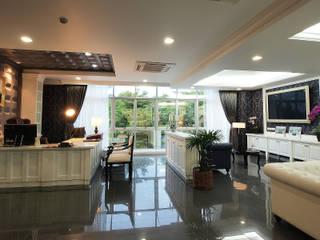 Modern Classic Office in Bangkok Pilaster Studio Design
