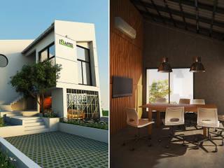 Pilaster House Pilaster Studio Design