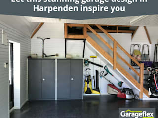 Double Garage by Garageflex,