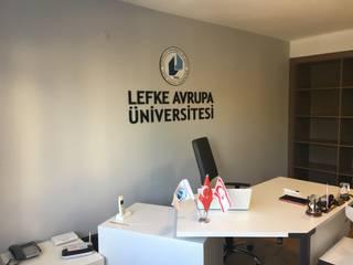 Bider Mimarlık İnşaat Ltd. Şti. – Lefke Avrupa Üniversitesi İzmir Temsilcilik Ofisi :  tarz Ofis Alanları