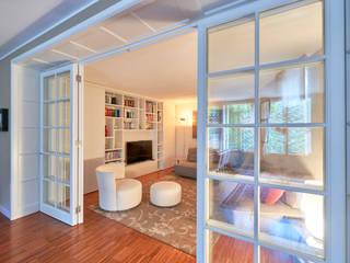Appartamento BC Studio Ecoarch Soggiorno moderno