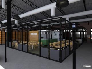 Bider Mimarlık İnşaat Ltd. Şti. – Müdavim Pide Salonu Bilkent Station Şubesi:  tarz Yeme & İçme