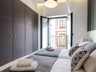 Reforma integral de la vivienda de Nadav de Rez estudio Moderno