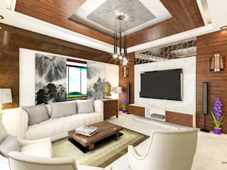 infinity villa 60:   by Annotate interiors