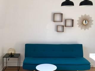 Salon - Apres:  de style  par PATRICIA FRANCOIS