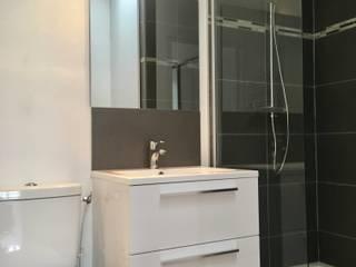 Salle de bain - Apres:  de style  par PATRICIA FRANCOIS