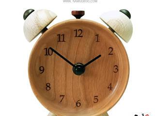 모던빈티지 수공예 원목시계: 나무그루의 클래식 ,클래식