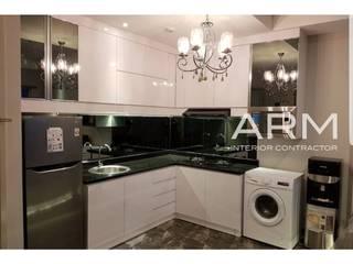 Built-in kitchens by PT Adhi Rajasa Mahawirya