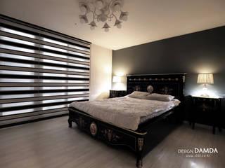 디자인담다 Dormitorios de estilo moderno
