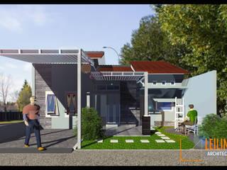 CV Leilinor Architect Minimalist house