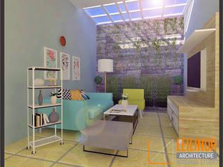 CV Leilinor Architect Living room