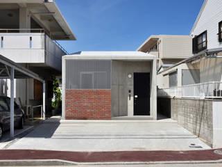 21坪の住まい モダンな 家 の プラソ建築設計事務所 モダン