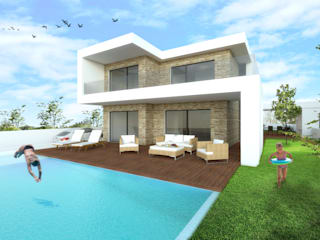 DR Arquitectos Infinity Pool