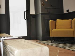 Ufficio Negozi & Locali commerciali moderni di Studio Forma Moderno