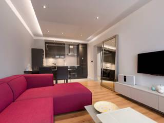 Rénovation appartement réHome Cuisine moderne