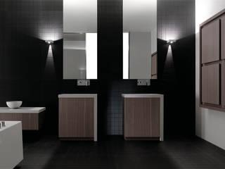 Cover Kitchens Phòng tắm phong cách hiện đại bởi PTC Kitchens Hiện đại