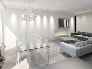 Plan 3D réHome Salle à manger minimaliste
