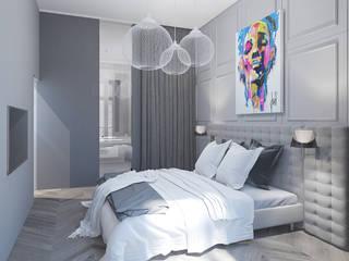 Plan 3D réHome Chambre moderne