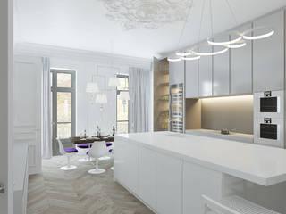 Plan 3D réHome Salle à manger moderne