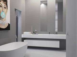Plan 3D réHome Salle de bain moderne
