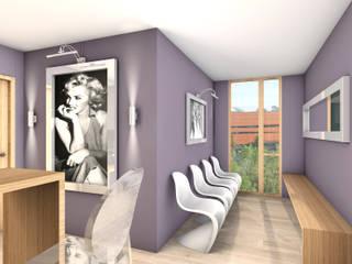 Rénovation bureaux réHome Espaces de bureaux modernes