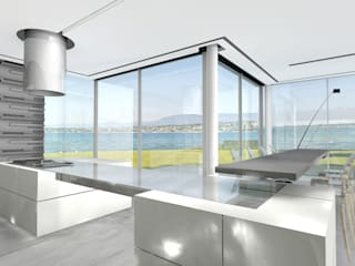 Modern kitchen by réHome Modern