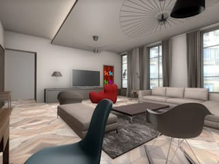Modern living room by réHome Modern