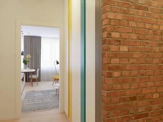 Corridor & hallway by Дизайн Студия 33