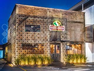 Parma Pizza Palhoça Revisite Espaços gastronômicos industriais