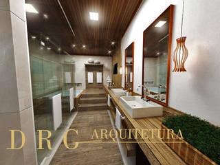 Casas de banho  por DRG ARQUITETURA