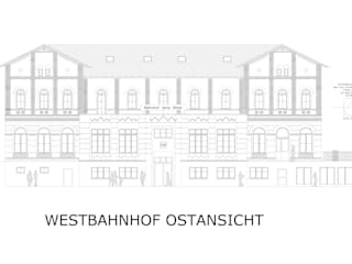 UMBAU WESTBAHNHOF JENA von architekturbuero dunker