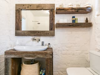 Eclectic style bathroom by Studio Do Cabo Eclectic