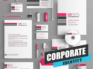 Corporate Identity Ideas By Yantram Real Estate Web Development - London, UK Yantram Architectural Design Studio Klasik