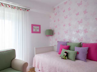 Nursery/kid's room by maria inês home style,