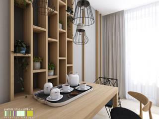 Kitchen by Мастерская интерьера Юлии Шевелевой, Eclectic