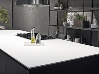 iTOPKer by INALCO Argentina CuisinePlans de travail Pierre Blanc