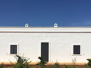 Mediterranean style houses by STUDIOTALENT srl Mediterranean