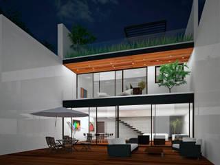 CASA MURMULLO:  de estilo  por Tema Arquitectos