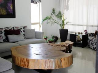 madera sin limite de troncos.art Moderno