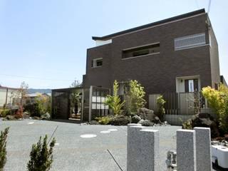 暮らしと共に「め・で・る」家: やまぐち建築設計室が手掛けたです。