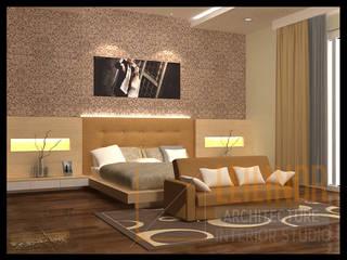 CV Leilinor Architect Minimalist bedroom