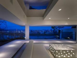 Living room by FUTURE STUDIO, Modern