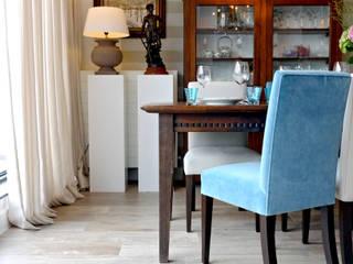 Eclectic style dining room by De Heeren Eclectic
