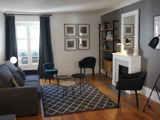 Living room by Laure van Gaver