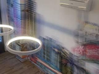 Galerías y espacios comerciales de estilo moderno de A-LAB Arch. Marina Grasso Moderno