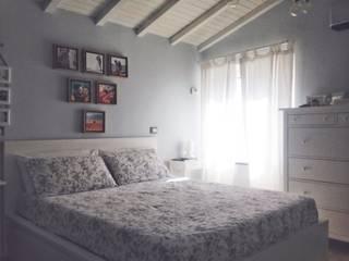 Dormitorios rústicos de A-LAB Arch. Marina Grasso Rústico