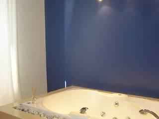 A-LAB Arch. Marina Grasso Phòng tắm phong cách chiết trung