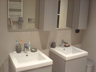 Modern bathroom by A-LAB Arch. Marina Grasso Modern