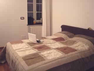 Dormitorios modernos: Ideas, imágenes y decoración de A-LAB Arch. Marina Grasso Moderno